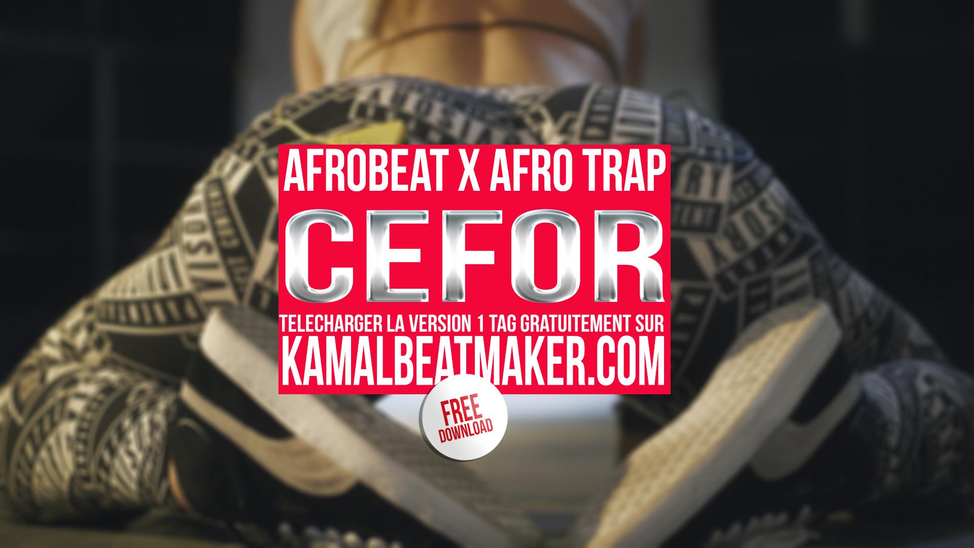 Instru Afro trap – cefor Kamal beatmaker