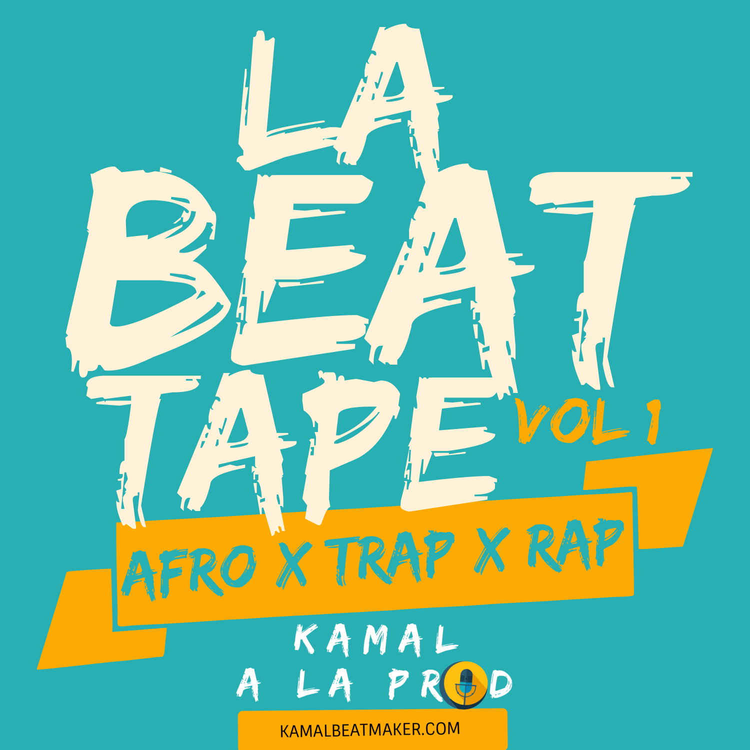 La Beat tape Vol.1 - kamal a la prod