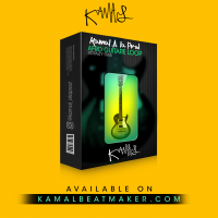 Pack Afro Guitar Loop By KAMAL A LA PROD