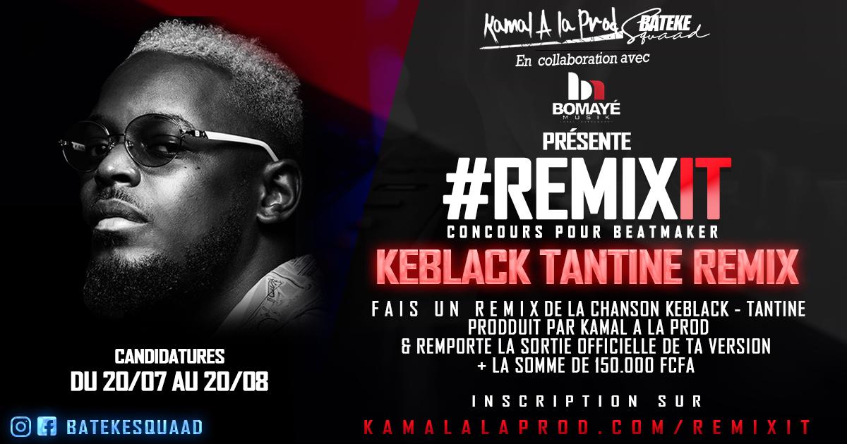 Remix it by Kamal A La Prod