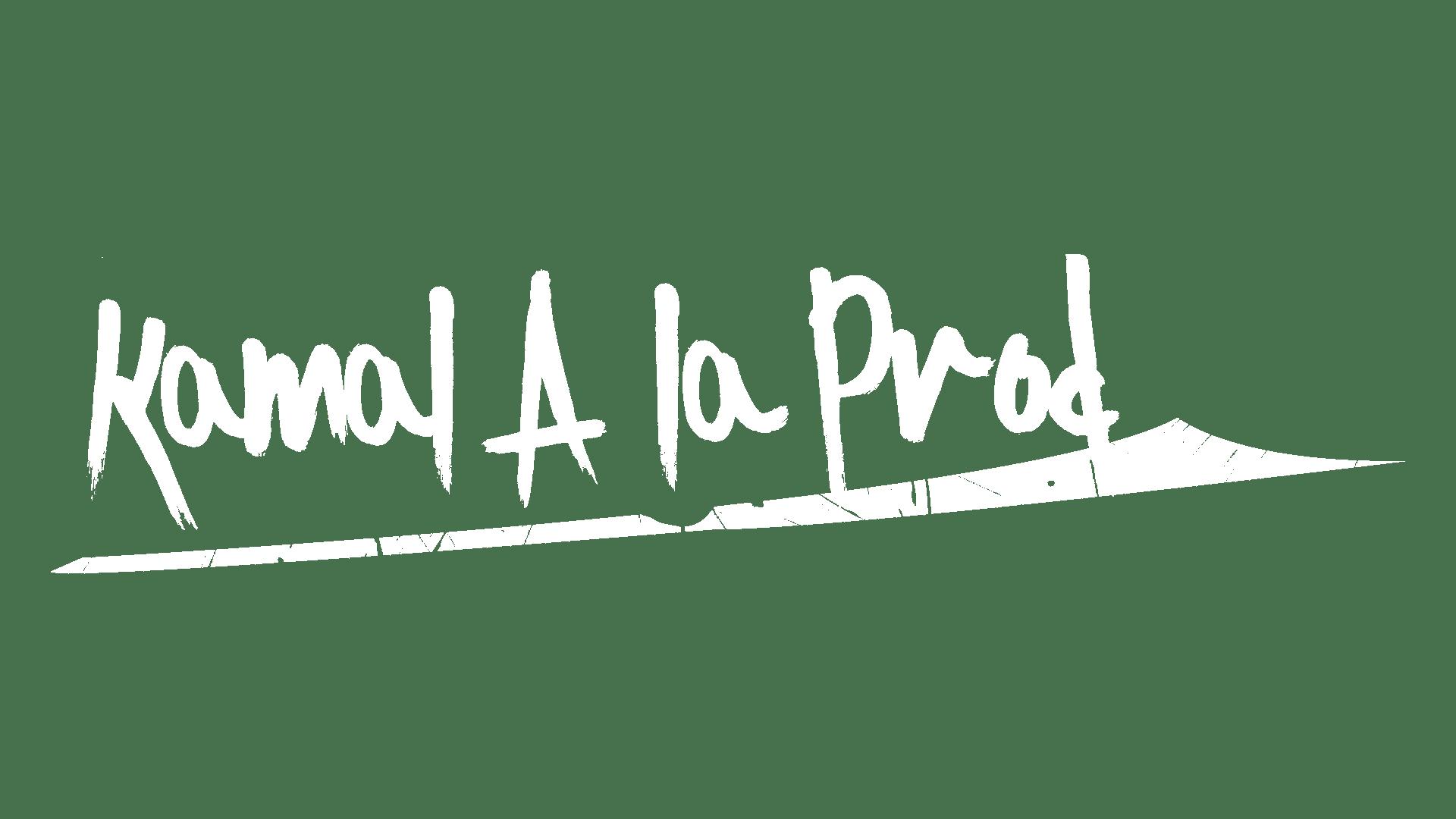 Logo Kamal A La Prodac