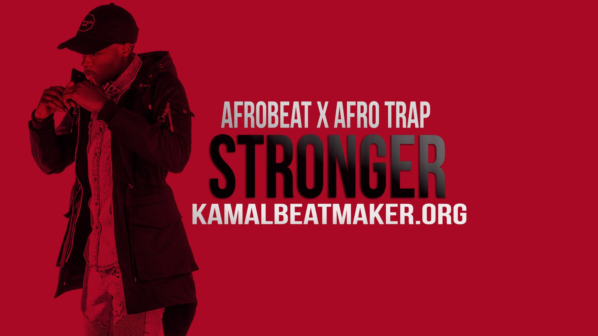 STRONGER – INSTRU AFROBEAT 2017