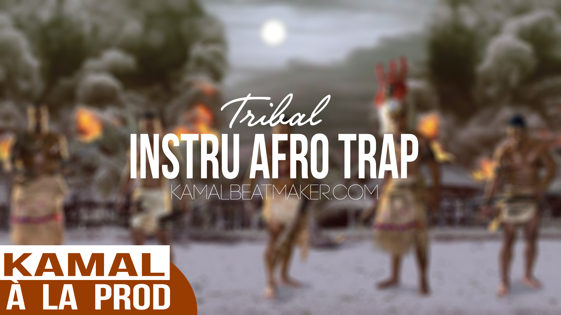 Instru Afro Trap (Tribal)