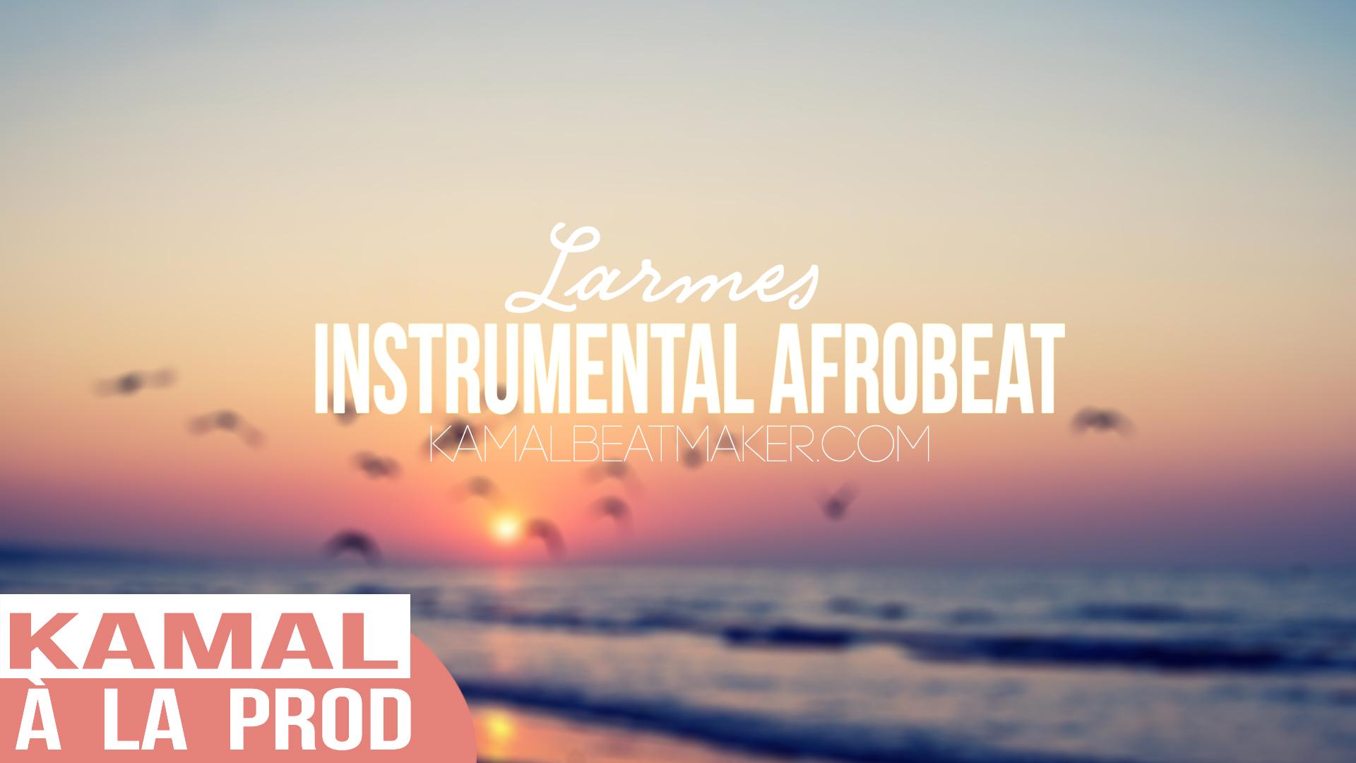 Instru Afrobeat – larmes